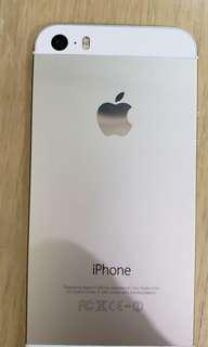 iphone 5s 64GB 金色ZPA港行淨機