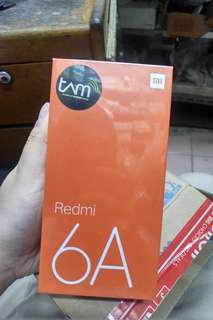 Xiaomi Redmi 6A 2/16 Blue Garansi Resmi TAM 100% New Segel