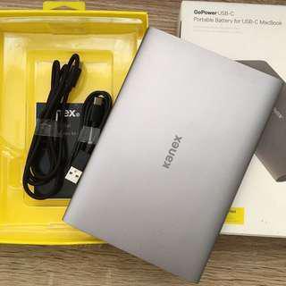 Kanex Go-Power Portable Battery for USB Mac Book