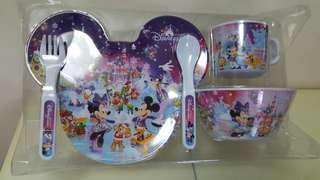 Disney兒童餐具