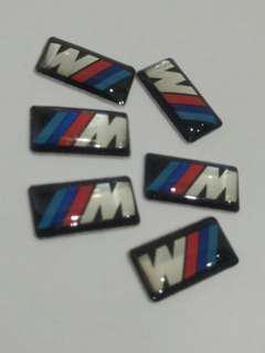 Mini M-logo for BMW