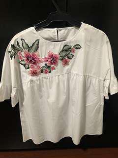 SHEIN Floral blouse