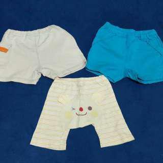 幼童短褲,適合約80-100公分穿