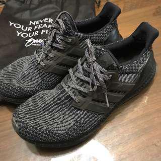 all silver black ultraboost 3.0 very rare adidas original