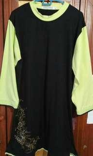 Blouse: T-shirt muslimah