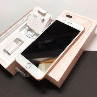 三豬3C second hand IPhone 8 Plus 64G Gold