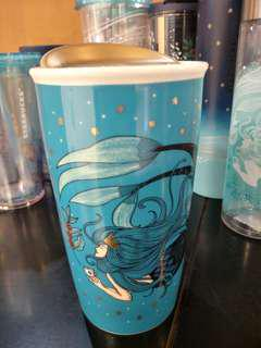 🆕Mug 12oz Swimming Siren