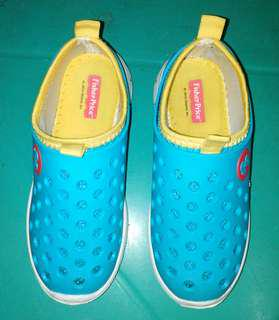 Fisher-Price Slip-on Rubber Shoes