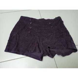 NICHII Purple Pant Size S