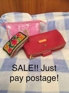 Just pay postage sale!