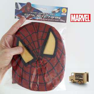 Brand New Spiderman Fabric Mask- Imported from Japan
