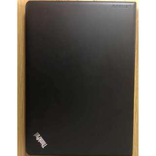 """(二手)Lenovo Thinkpad E470 14"""" i5-7200U 8G 500G/128G SSD 1080P Laptop 95%NEW"""