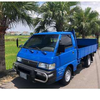 2005年 三菱 ~ 得利卡 2.0L 貨車 ~ 可超貸貨車!! 雙折油壓尾門 ~