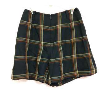 🚚 🎀全新🎀格子日系短褲#九月女裝半價