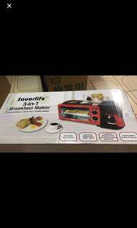 3 in 1 breakfast maker