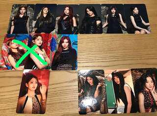 [PO] (G)I-DLE Haan Broadcast Photocard