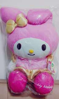 My Melody Plush 2014年出版 [9成新,未拆袋]