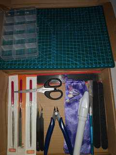 Hobby starter tools in great price.
