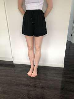 Kookai silky shorts