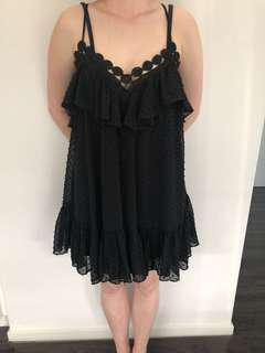 Shona joy black dress