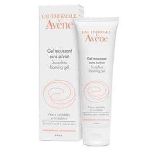 Avene SOAPLESS FOAMING GEL gel Moussant 125ml