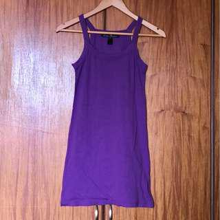 Kamiseta Purple Dress