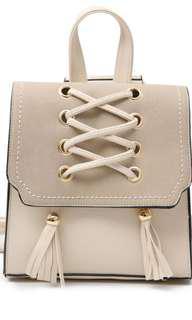 XX Backpack (cream)