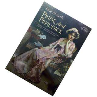 Pride and Prejudice by Jane Austen (Illustrated Edition)