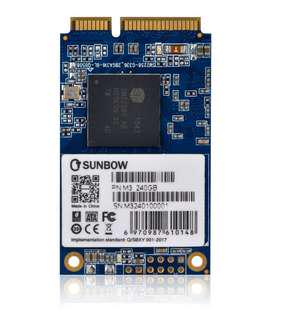 TCSUNBOW MSATA Mini PCIe 240GB 256GB SSD Solid State Drive (30 * 50 mm) for Pos Machine and Game Machine (240GB)
