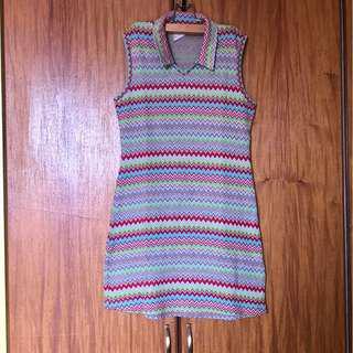 Aztec style dress