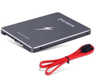 TC SUNBOW Solid State Drive 2.5Inch 7mm 240GB