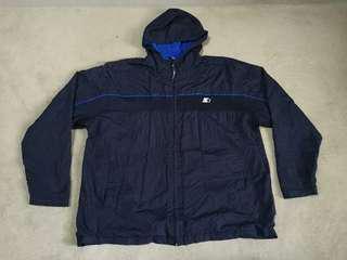 STARTER hoodie jacket