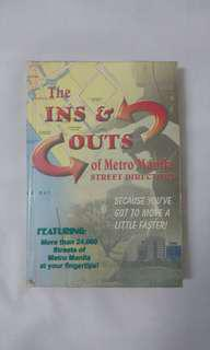 Street Directory: The Ins and Outs of Metro Manila
