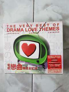 The Very Best Of Drama Love Themes in Japanese, Korean & Chinese