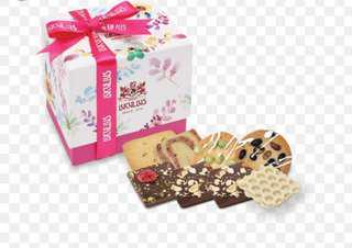 Lucullus choco and cookie set