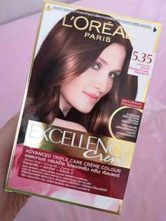 LOREAL EXCELLENCE CREME CHOCOLATE BROWN