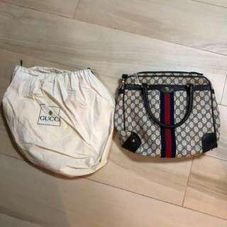 Vintage Gucci Bag 三用手袋
