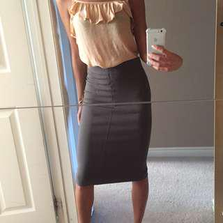 Wilfred Pencil Skirt S