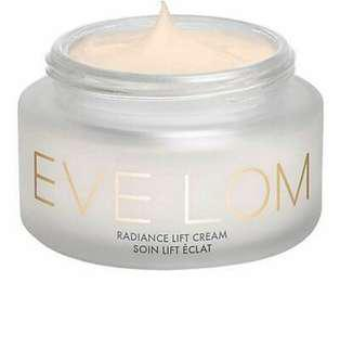 eve radiance lift cream