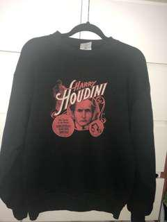 Thrifted Crewneck Sweater