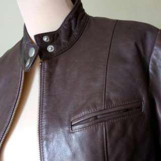 Angelo Leather Jacket
