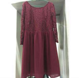 Forever 21 Lace Dress Original