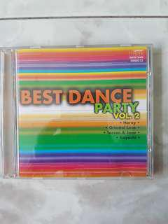 Best Dance Party CD