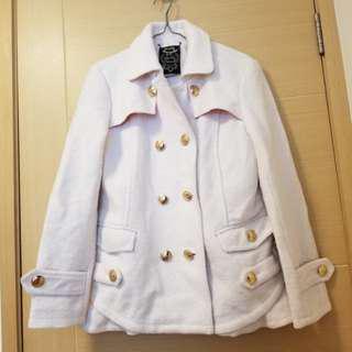 White jacket 新淨 白褸
