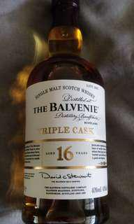 The Balvenie Triple Cask [200ml]