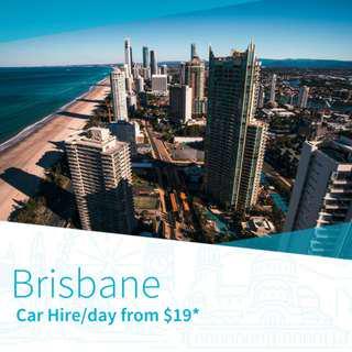 Car Hire in Brisbane