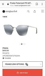 As New Prada Sunglasses