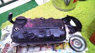 Perodua Kancil Head 660cc 6valve