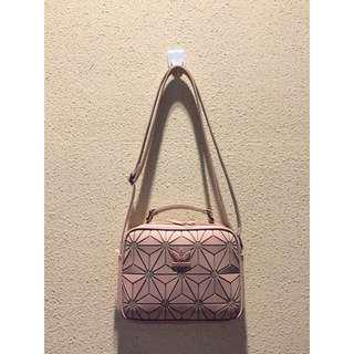 🆕 Instock Adidas Issey Miyake 3D Airliner Cross Body Sling Bag in Pink
