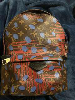 Louis Vuitton Palm Springs Backpack Limited Edition Jungle Dots (inspired!)